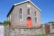 Soar chapel at Rhiwceiliog