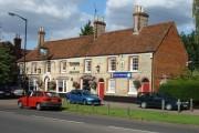 George & Dragon pub, Long Melford