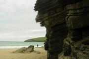 Beach at Porth Ceiriad