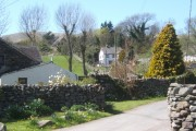 Hallthwaites village