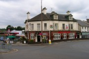 The Burrell Arms, Commercial Square