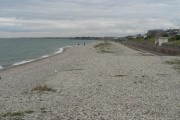 Lee-on-the-Solent: the beach