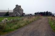 Farmhouse at Tannach