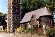 Bride Parish Church, Isle of Man.