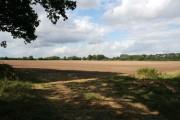 Nottinghamshire farmland