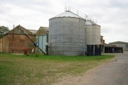 Farm buildings at Benningham Hall