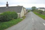 Kinkry Hill Road, Roadhead