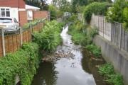 River Rom in Romford