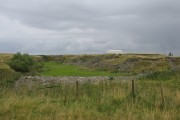 Disused quarry near Newlands of Geise