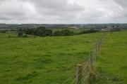 Looking towards Yew Tree farm