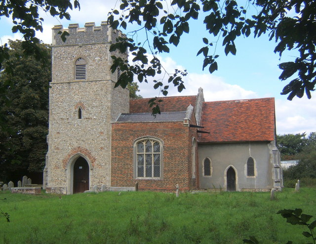 Church of St Mary, Akenham