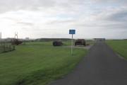 Farm implements near Dounreay
