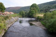 River Taff at Aberfan