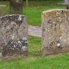 Gravestones, St. Leonard's Chapel