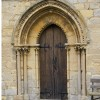 St. Leonard's Chapel, Kirkstead - West Door