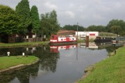 Cromford Canal, Langley Mill
