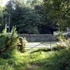 Gate near Smeekley Farm