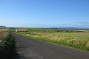The Pentland Firth from Barrock