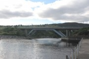 A9 crossing the River Helmsdale