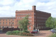 The Chubb Lock Works Building, Wolverhampton