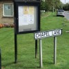 Parish Council Notice Board, Tattershall Thorpe