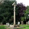 St Leonard's churchyard cross, Kirkstead