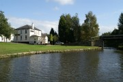 Crooke Hall Inn beside the Leeds & Liverpool Canal