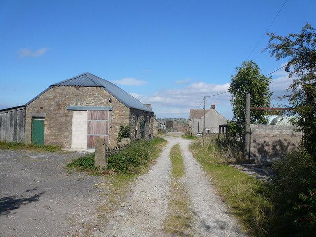 Moorhall Farm View