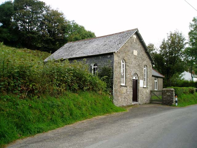 Challacombe Methodist Church