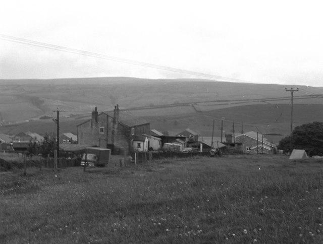 Long Acres Farm, Whitworth, Lancashire