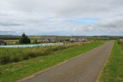 Approaching Strathcoul