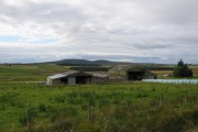 Farm buildings at South Strathcoul