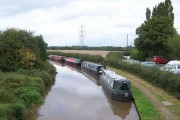 Coventry Canal, Huddlesford