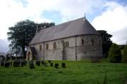 Parish church of St Paul, Rhosesmor