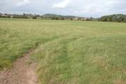 Farmland to the south of Forthampton