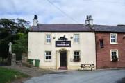 ye old Greyhound Inn, Bromfield