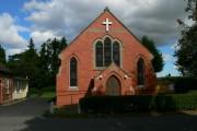 Bomere Heath Methodist church