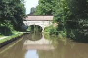 Hall Green Bridge, Macclesfield Canal, Cheshire