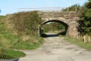 Bridge over Black Path