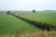High Peak Trail View of Upperhouse Farm