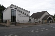 Bellaghy Presbyterian Church Hall and Church
