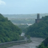 Clifton Suspension Bridge from Black Rock