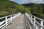 Bridge by Loch Arkaig