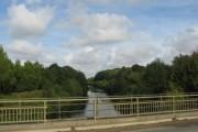 Bridge over Cut Off Channel