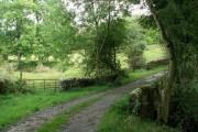 Bridge over Mill Beck