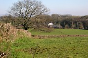 Looking towards Old Treworgey