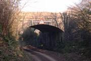 Railway Bridge over a Minor Road