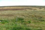 Moorland at Gabhsann