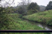 River Wheelock South of Middlewich