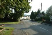 Cwmgwili village
